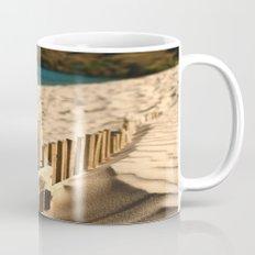 Fence beach Mug