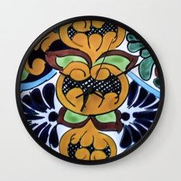 Talavera One Wall Clock