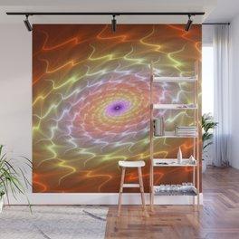 Aura Of A Galaxy Wall Mural