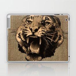 Vintage Tiger Laptop & iPad Skin