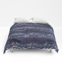 "Sheet Music - Debussy's ""Childrens Corner"" (Doctor Gradus ad Parnassum) Comforters"