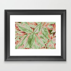 Changes Framed Art Print