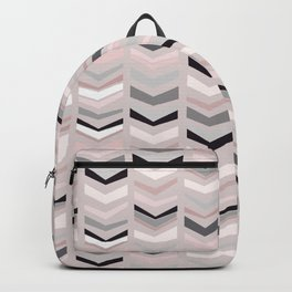 pink seventeen Backpack