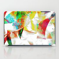 silver iPad Cases featuring Silver by Yilan