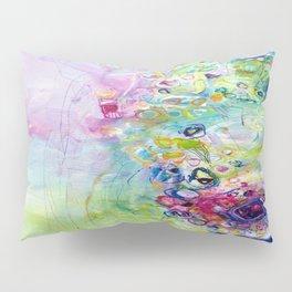 Invited To The Klimt Garden Party Pillow Sham