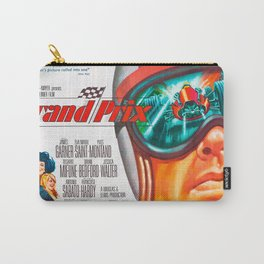 Grand Prix 1966 Carry-All Pouch