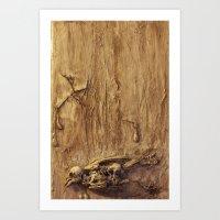 to kill a mockingbird Art Prints featuring Mockingbird by Joshua Allegrucci