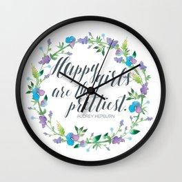 ShoppeWish Wall Clock