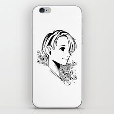 Viktor iPhone & iPod Skin