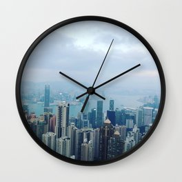 Landscape Photography by Kelvin Wijaya Wall Clock