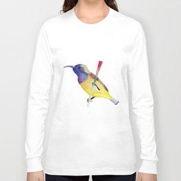 Brazil Sun Long Sleeve T-shirt