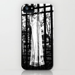 Memories Of A Ghost iPhone Case