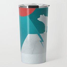 Arctic Antarctica Travel Mug