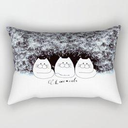 cats 87 Rectangular Pillow