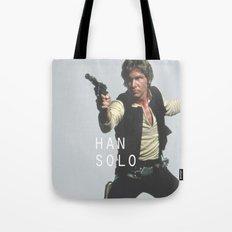 Han Solo / Star / Wars Tote Bag