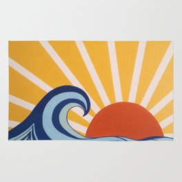 Let Your Sun Shine Rug