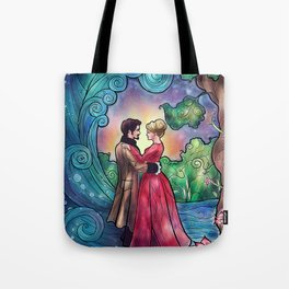 It Always Starts With A Dance Tote Bag