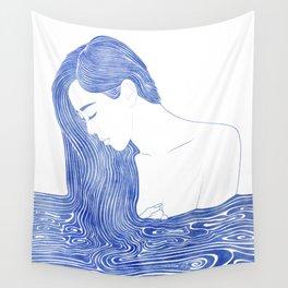 Nereid XLVII Wall Tapestry