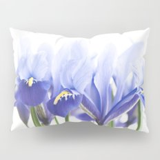 Bue Iris 2 Pillow Sham