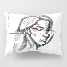 LDR: love Pillow Sham