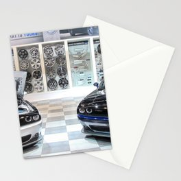 2017 Auto Show 80th Anniversary Challenger MOPAR 17 Show Cars color photograph / photography Stationery Cards