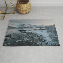 Norway II  - Landscape and Nature Photography Rug