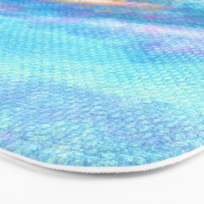 Good Morning, Beach House Sunrise Bath Mat