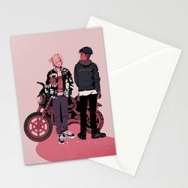 yuri plisetsky & otabek altin Stationery Cards