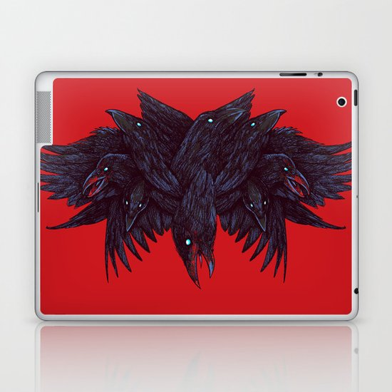 Crowberus Laptop & iPad Skin