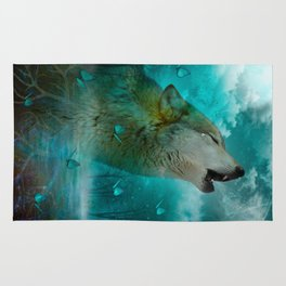 I'll See You In My Dreams (Cry of the Wolf) Rug