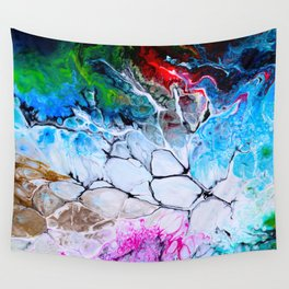 Revitalized Wall Tapestry