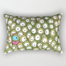 Pingo's People (Dare to be Different!) Rectangular Pillow