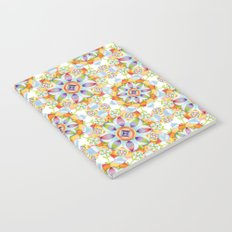 Beaux Arts Flower Crown Notebook