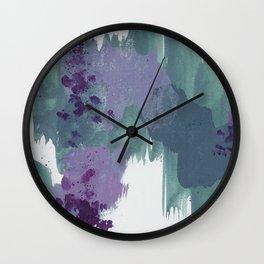 primrose Wall Clock
