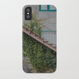 Up the Stairs iPhone Case
