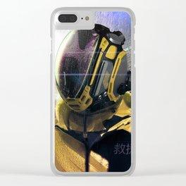 MechI Clear iPhone Case