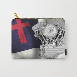 Christian Riders Carry-All Pouch