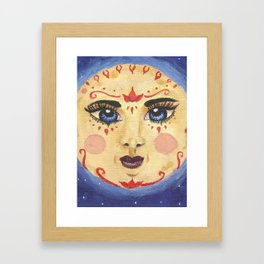 Lunita Framed Art Print