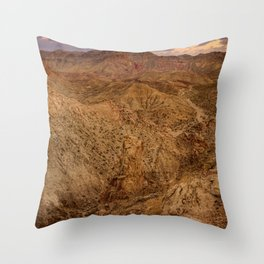 Ghost Rider Canyon 0561 - Arizona Throw Pillow