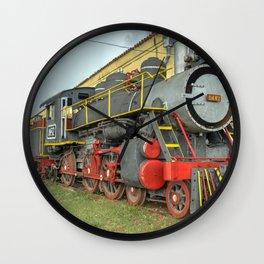 Trinidad Steam Wall Clock
