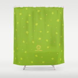 If life gives you lemons Shower Curtain