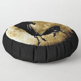 Horse Floor Pillow