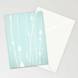 Waterfall by Friztin Stationery Cards