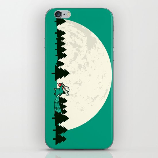 Christmas fell on Wednesday that year iPhone & iPod Skin