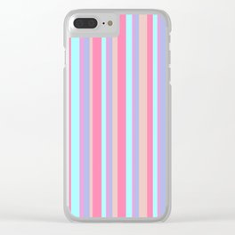 Spring Fog Clear iPhone Case