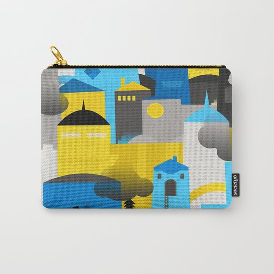 Magic Town Carry-All Pouch