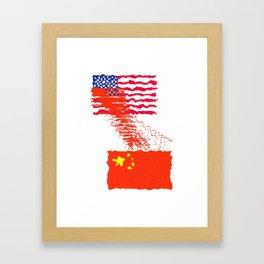 Ni hou 2099 Framed Art Print