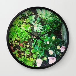 Almost a Garden Wall Clock