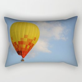 Hot Air Balloon 2 Rectangular Pillow