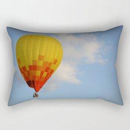 Hot Air Balloon 2 Rectangular Pillow